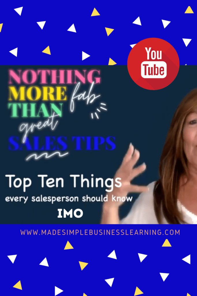 Top Ten Sales Skills Every Salesperson Should Know