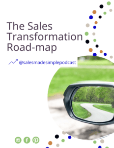 The Sales Transformation Road-map